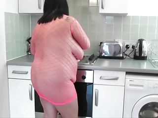 Fishnet Kitchen Mature