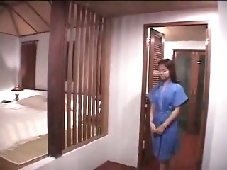 Thai Girl Sucking and Fucking