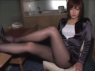 Asian Cute Japanese Pantyhose Teen