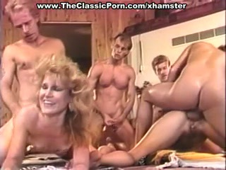 Hot sex orgy with dissimilar participants