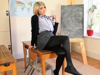 "Horny teacher undress body just for you"" class=""th-mov"