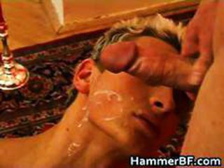 Teens in hardcore gay fuck and suck, part1