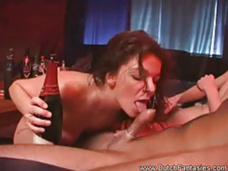 Blowjob Cash Drunk