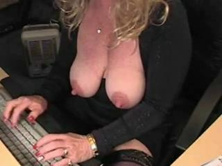 Big Tits  Stockings Webcam