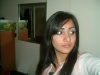 Arab Cute Dancing Teen