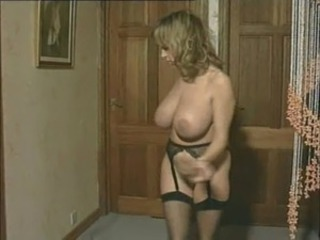 Big Tits Mature Stockings Vintage