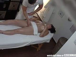 Fisting HiddenCam Massage