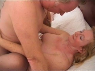 Amateur British European Mature