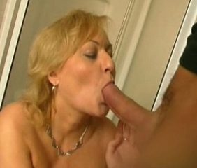 Hot Mature Hairy Blonde Valerie