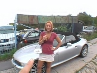 Cash Car Public Teen