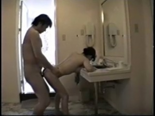 Asian Bathroom Doggystyle Japanese Mature Mom