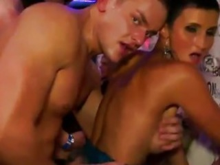 Shocking sex party full of drunk chicks