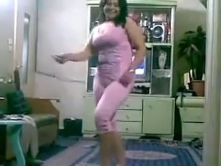 Dancing Teen Webcam