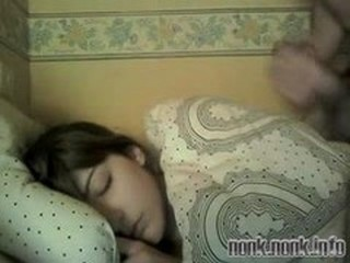 Facial Sleeping Teen