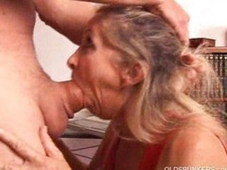 How granny love sex