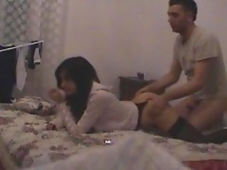 Milly - University Student Home Video