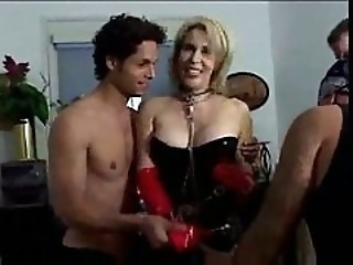 Fetish Gangbang Latex Mature