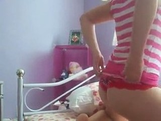 Bunda Europeu Adolescente Webcam