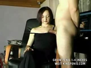 Great Amateur Wife Handjob Compilation Part2