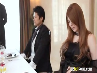 solitary fresh china lady pervert father-in-law -