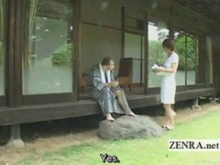 "Subtitled outdoors bucolic CFNM Japanese penis cleaning"" target=""_blank"