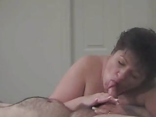 Amateur  Blowjob Homemade Mature Small cock