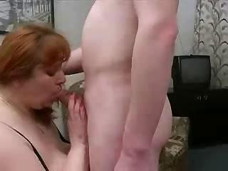 Amateur  Blowjob Homemade Mature Mom Old and Young Russian Small cock