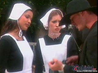 Nun Outdoor Teen Uniform Vintage