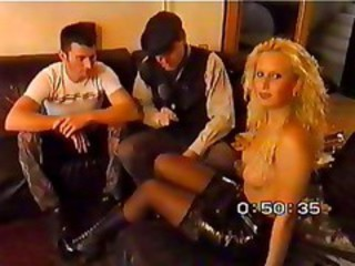 Latex Teen Threesome Vintage