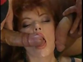 Blowjob  Threesome Vintage