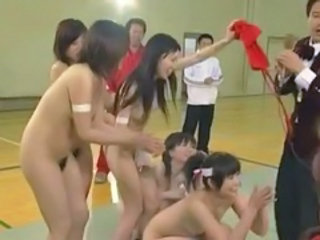 Asian Japanese School Sport