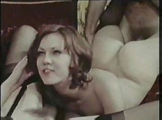 European German Hairy Teen Threesome Vintage