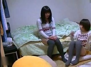 Japanese teens masturbation