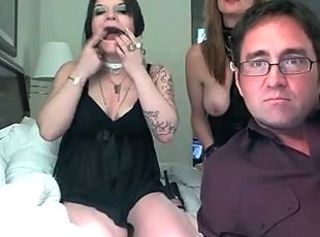 Tattoo Threesome Webcam