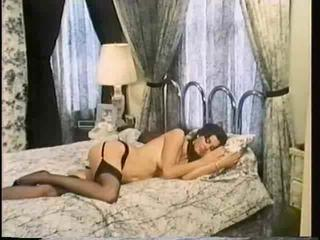 Sleeping Stockings Teen Vintage