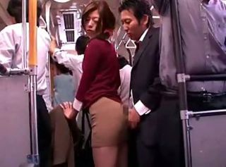 Young Collegegirl Reluctant public Bus Orgasm
