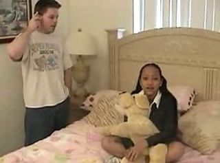 Asian Interracial Teen