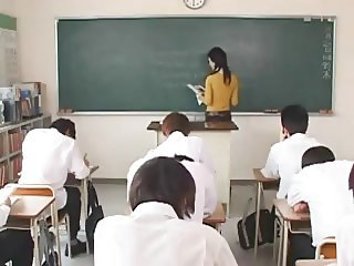Maria Ozawa-sexy teacher having sex...