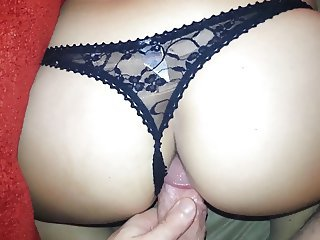 Amateur Anal  Culotte Point de Vue Epouse