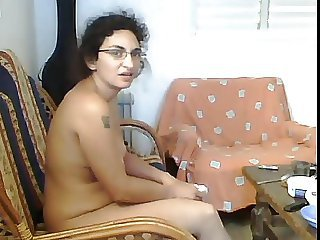 Glasses Homemade Indian Mature