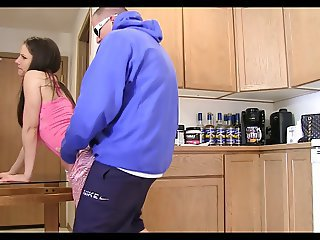 Flirty Sister Mandy Learns A Lesson