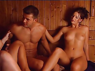 European  Pornstar Threesome