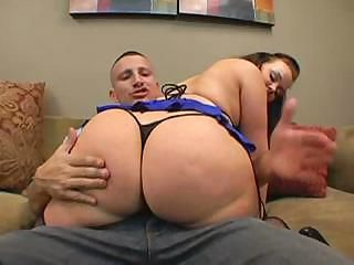 Ass Chubby Hardcore Panty Riding