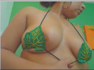 Big Tits Bikini Latina  Natural Webcam