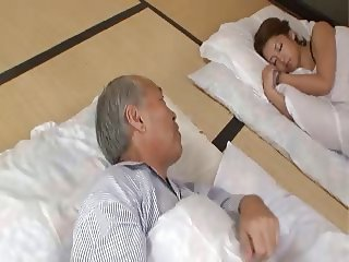 Asian Japanese  Sleeping