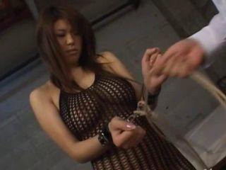 Asian Babe Bondage Fetish Lingerie Prison