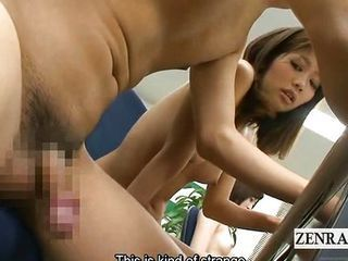 Asian Japanese Nudist Office