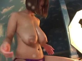 Fetish Japanese Nipples