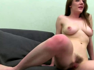 Amateur Casting Hairy Teen