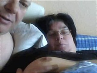 Glasses Mature Older Webcam Wife